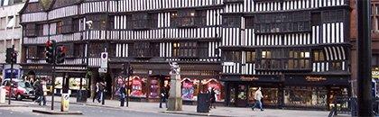 5 Staple Inn, High Holborn, London WC1V 7QH