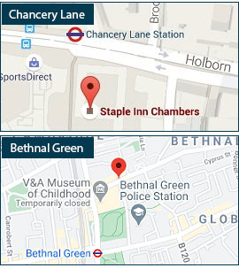 Counselling and Psychotherapy Located in Holborn